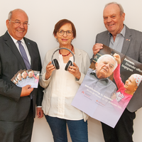 Interner Link: Breites Informationsangebot zum Welt-Alzheimertag am 21. September