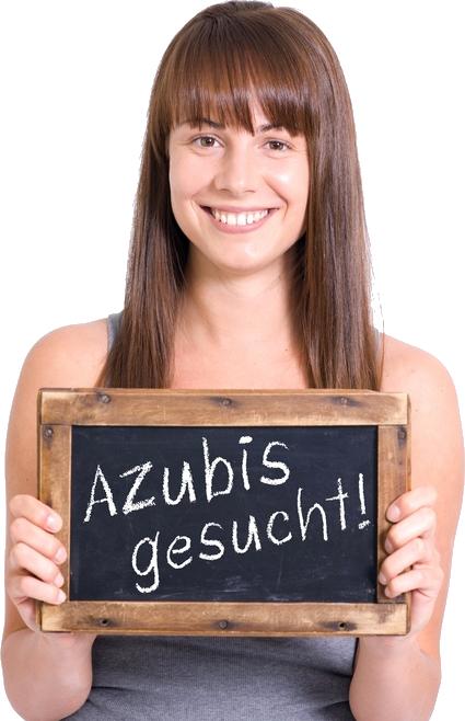 Stellenanzeigen für Azubis
